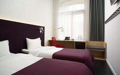 AZIMUT Hotel Tulskaya Moscow Rooms