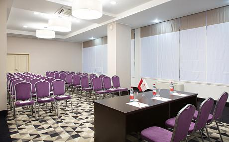 AZIMUT Hotel Astrakhan Conference facilities