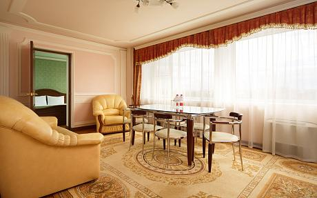 AZIMUT Hotel Astrakhan Rooms