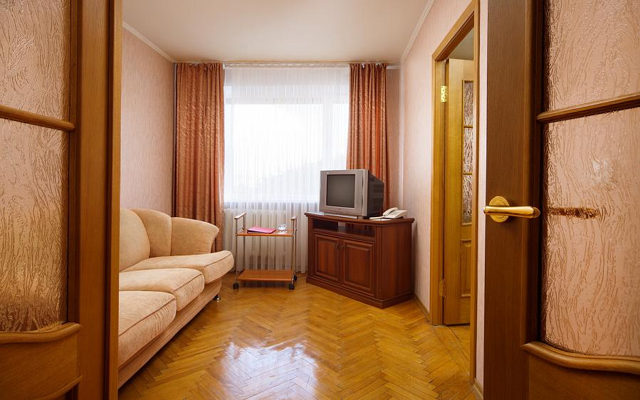 A-HOTEL Brno Voronezh Rooms