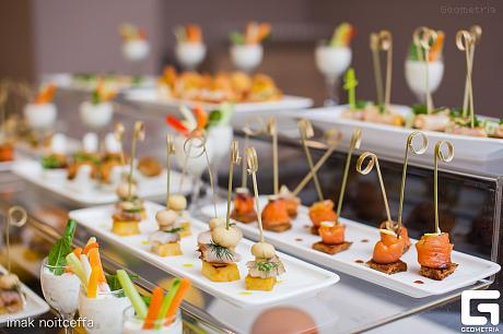 AZIMUT Hotel Astrakhan Catering