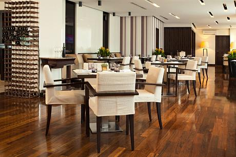 AZIMUT Hotel Olympic Moscow 495 Restaurant