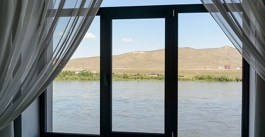 Junior Suite with Yenisei View